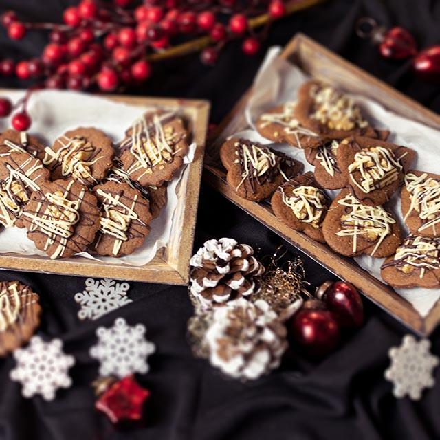 Keksrezepte fuer Weihnachten