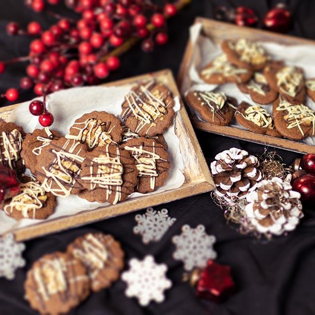 Plaetzchenrezepte fuer Weihnachten
