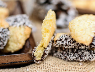 Keksrezepte mit Kokosnuss