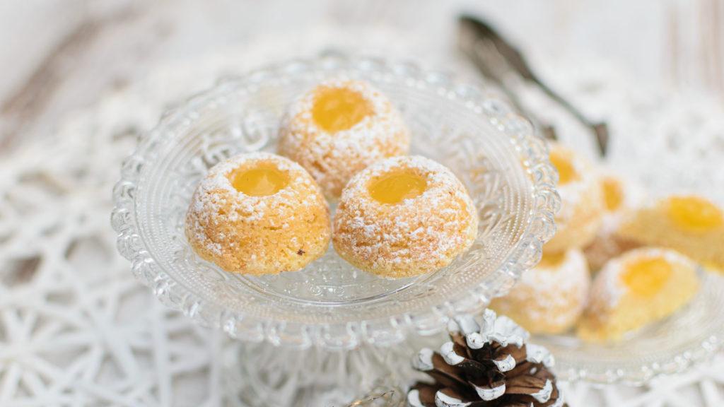 Plaetzchenrezept mit Zitrone